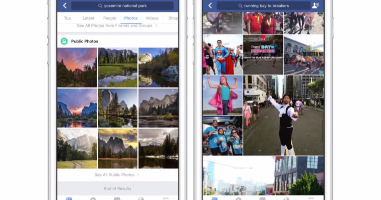 Facebook Image Search Recognizes Objects In Photos